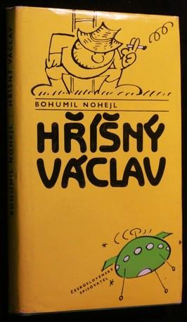 náhled knihy - Hříšný Václav