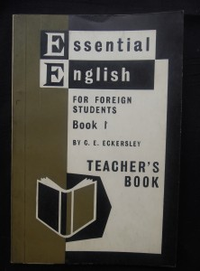 náhled knihy - Essential English for foreign students : teacher's book