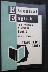 náhled knihy - Essential English for foreign students: Book 3 - Teacher´s book
