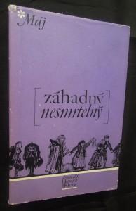 náhled knihy - Záhadný nesmrtelný