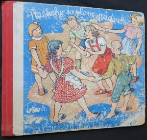 náhled knihy - Na koho to slovo padne : řikadla a rozpočitadla