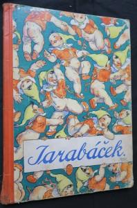 náhled knihy - Jarabáček : Příhody neposedného šotka