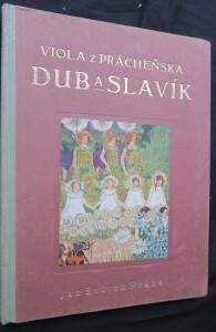 náhled knihy - Dub a slavík a jiné povídky