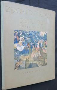 náhled knihy - Z pohádkářova pokladu : Kruh pohádek a zvěstí