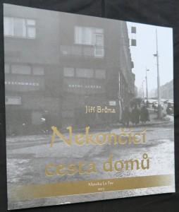 náhled knihy - Nekončící cesta domů