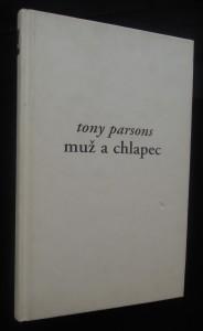 náhled knihy - Muž a chlapec