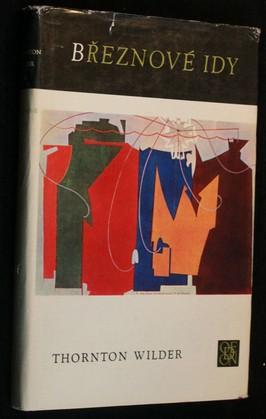 náhled knihy - Březnové idy : román o Juliu Caesarovi