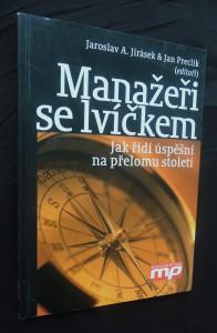 náhled knihy - Manažeři se lvíčkem: Jak se řídí úspěšní na přelomu století