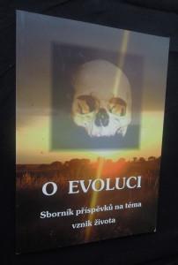 náhled knihy - O evoluci : sborník příspěvků na téma vznik života