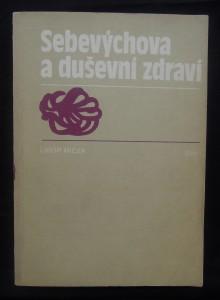náhled knihy - Sebevýchova a duševní zdraví