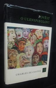 náhled knihy - Pověst o Ulenspieglovi