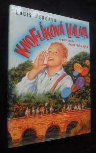 náhled knihy - Knoflíková válka : román mého dvanáctého roku