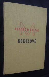 náhled knihy - Rebelové (svazek XVIII.)
