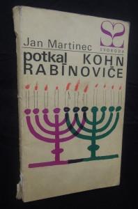 náhled knihy - Potkal Kohn Rabínoviče