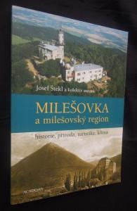 náhled knihy - Milešovka a milešovský region : historie, příroda, turistika, klima