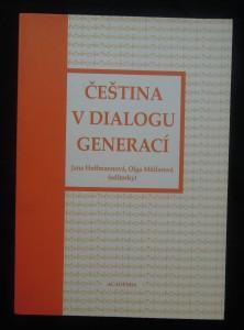náhled knihy - Čeština v dialogu generací
