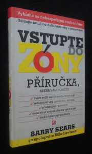 náhled knihy - Vstupte do zóny