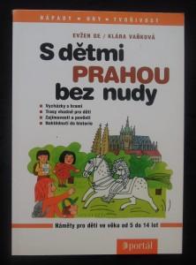 náhled knihy - S dětmi Prahou bez nudy