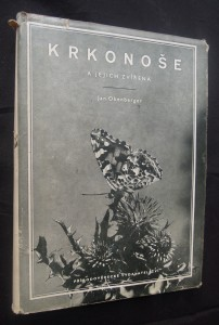 náhled knihy - Krkonoše a jejich zvířena : práce z entomologického oddělení Národního musea v Praze