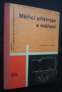 náhled knihy - Měřící přístroje a měření