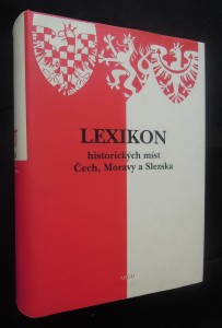 náhled knihy - Lexikon historických míst Čech, Moravy a Slezska