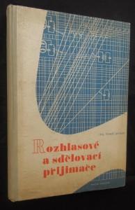náhled knihy - Rozhlasové a sdělovací přijímače