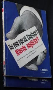 náhled knihy - Mluvíte anglicky? = Do You Speak English? : Učebnice k rozhlasovému kursu angličtiny. 1. roč. 1. a 2. část