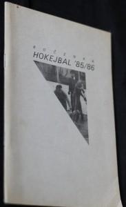 náhled knihy - Ročenka hokejbal '85/86