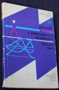 náhled knihy - Provozní přepětí v elektrizačních soustavách