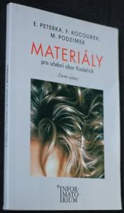 náhled knihy - Materiály pro učební obor Kadeřník