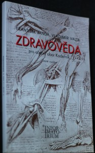 náhled knihy - Zdravověda pro učební obor Kadeřník