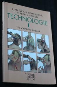 náhled knihy - Technologie I pro učební obor Kadeřník