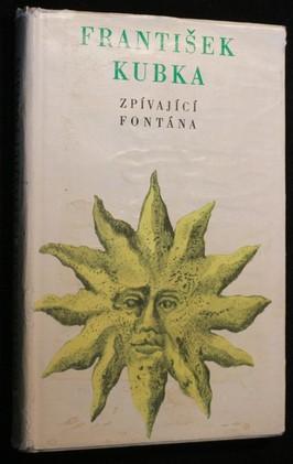 náhled knihy - Zpívající fontána aneb Devět pražských novel