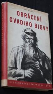 náhled knihy - Obrácení Gvadiho Bigvy