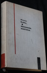 náhled knihy - Mechanika kontinua