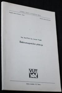 náhled knihy - Elektromagnetické přístroje : Určeno pro posl. fak. elektrotechn.
