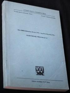 náhled knihy - Elektrické přístroje
