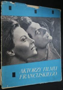 náhled knihy - Aktorzy filmu francuskiego