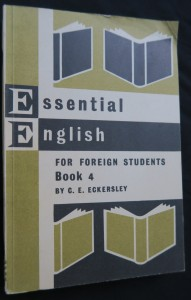 náhled knihy - Essential English for foreign students: Book 4