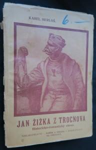 náhled knihy - Jan Žižka z Trocnova : historicko-romanticky obraz