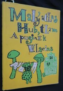 náhled knihy - Malý atlas hub, tlam a pusinek