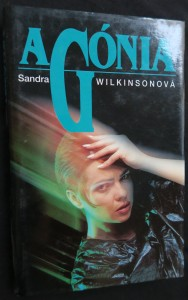 náhled knihy - Agónia