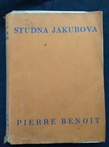 náhled knihy - Studna Jakubova (Obr.)