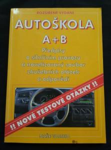 náhled knihy - Autoškola A + B (Obr, 256 s.)