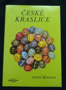 náhled knihy - České kraslice - batika, reliéf ad. (Obr, nestr.,    50 bar il.)