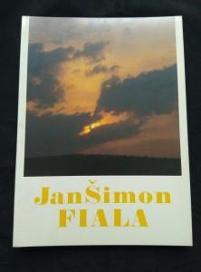 náhled knihy - Jan Šimon Fiala - 16 reprofoto