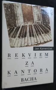 náhled knihy - Rekviem za kantora Bacha