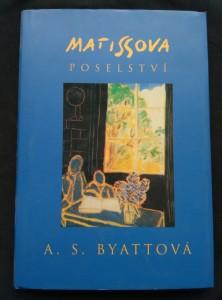 náhled knihy - Matissova poselství