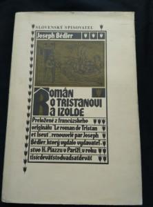 náhled knihy - Román o Tristanovi a Izolde (A4, Ocpl, 196 s., il. J.Meisner)