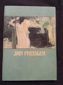 náhled knihy - Jan Preisler - (24 s textu, 15 barevných vyobrazení, foto V. Fyman)